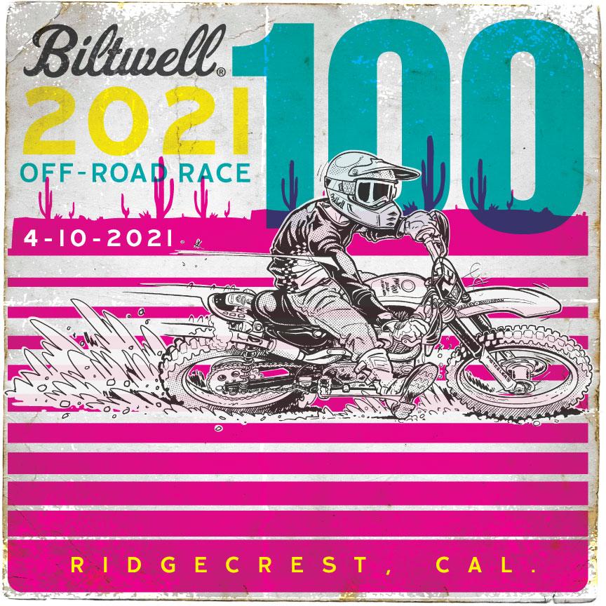 2021 Biltwell 100